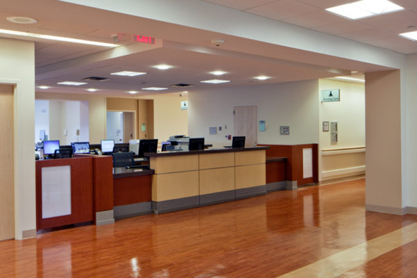 Geriatric Psychiatry Unit Renovation