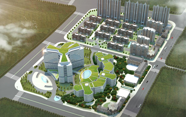 Pfb Architects Anyang Senior Living Rehabilitation