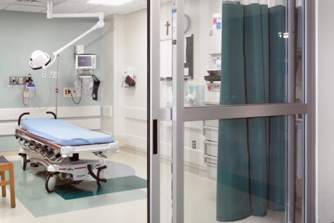 Emergency Department Renovation and Expansion