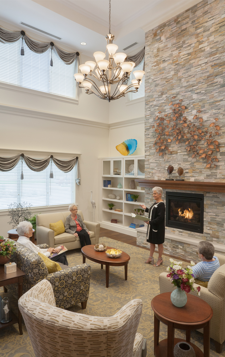 Pfb Architects Clarendale Of Schererville Independent