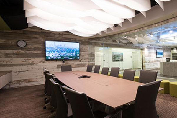 Prudential Office Renovation
